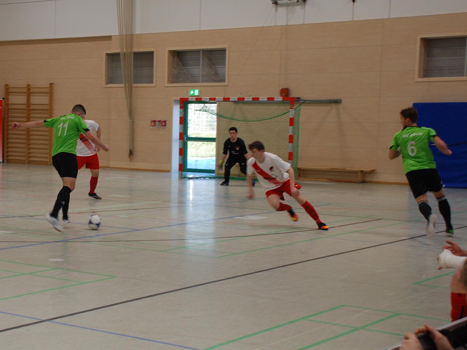 NFV Futsal-Cup 2017