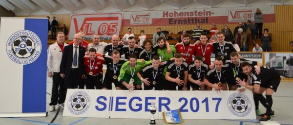 VfL 05 Hohenstein-Ernstthal 2017