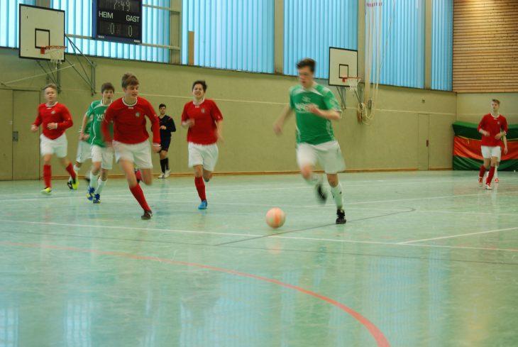 Junioren-Titelkämpfe Futsal 2016
