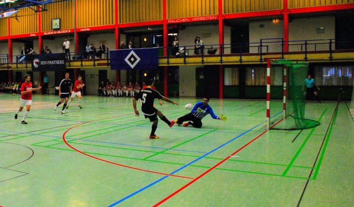 2:0 Labiadh HSV-Panthers gegen Saar Wariorrs